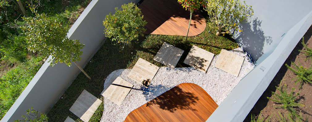 Сады в . Автор – GRAU.ZERO Arquitectura