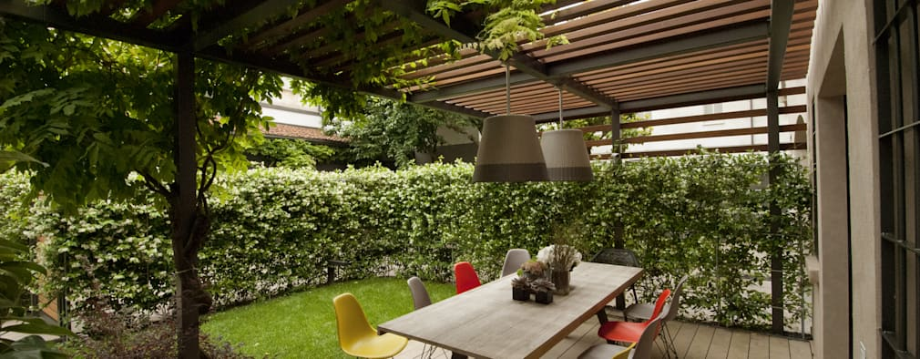 Tерраса в . Автор – SDC-Milano
