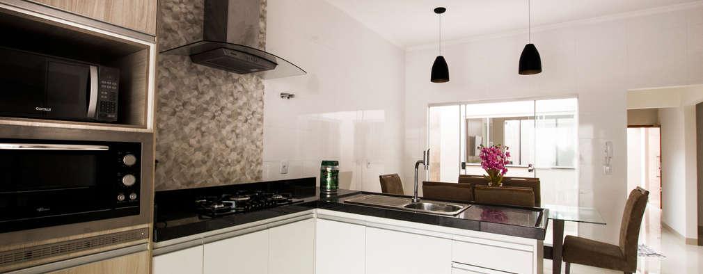 modern Kitchen by Arch & Design Studio