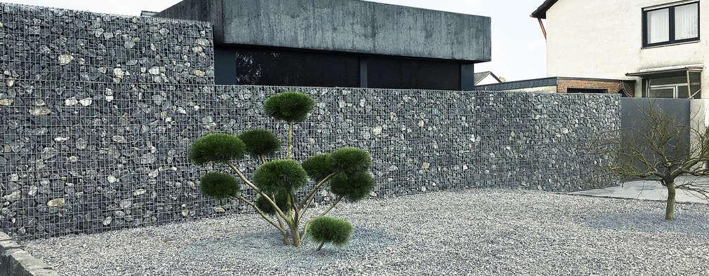 8 trucos en piedra que dejarán tu patio precioso