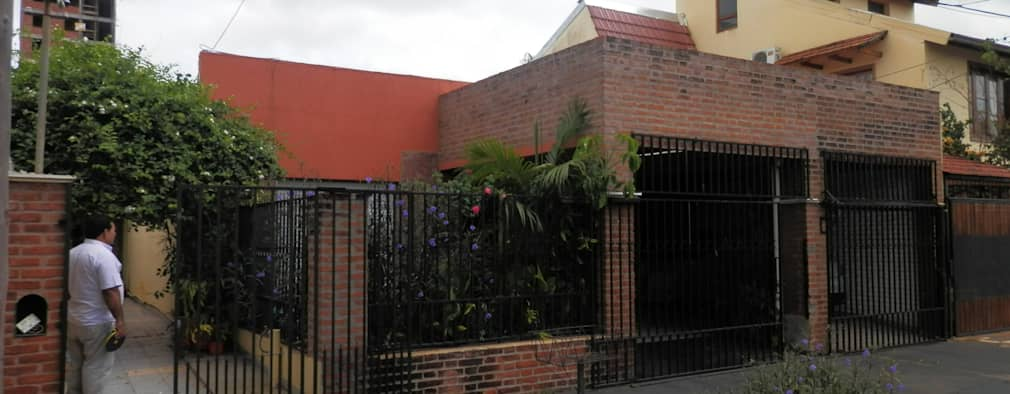 Casas de estilo moderno de GM Arquitectura&Construcción