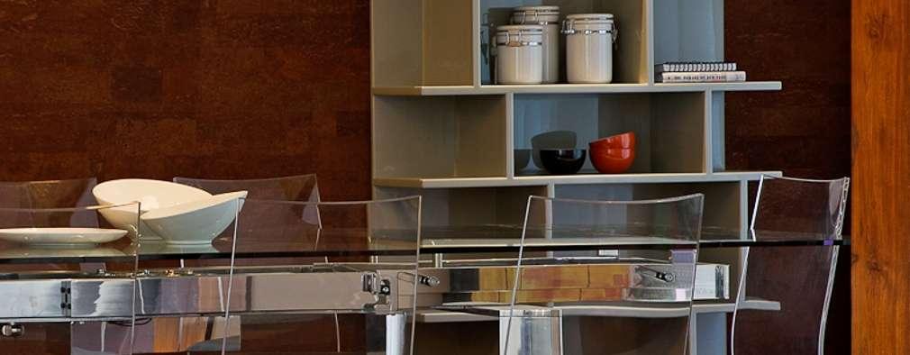 modern Dining room by Nitido Interior design