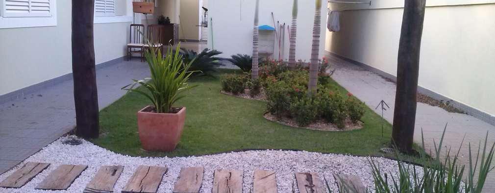 Jardines peque os 7 hermosas ideas que te servir n para for Homify jardines pequenos