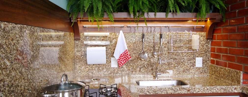 Cocinas de estilo moderno por Ponta Cabeça - Arquitetura Criativa