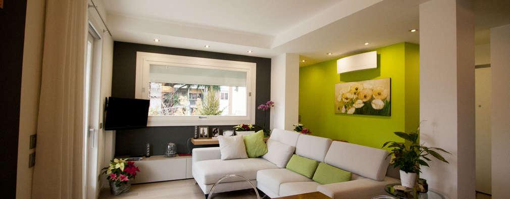 18 ideas asombrosas para decorar tu sala peque a for Decorar mi sala pequena