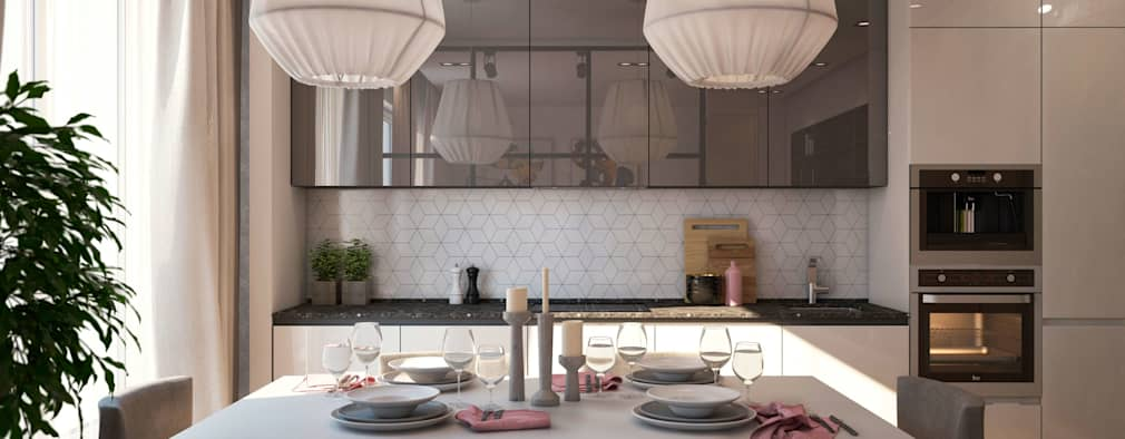 Dapur by tatarintsevadesign