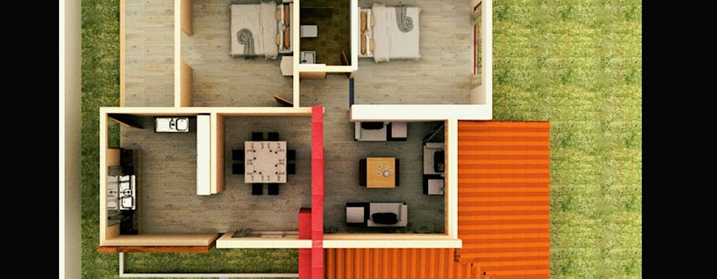 by JLC ARQUITECTURA