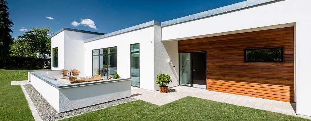 13 casas pr fabricadas feitas em portugal com pouco tempo - Casas modulares portugal ...
