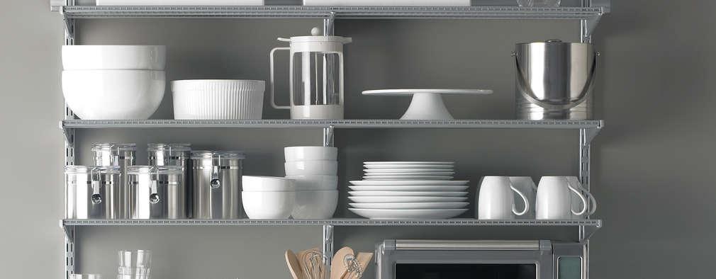 9 brillante Ideen um deine Küche zu organisieren