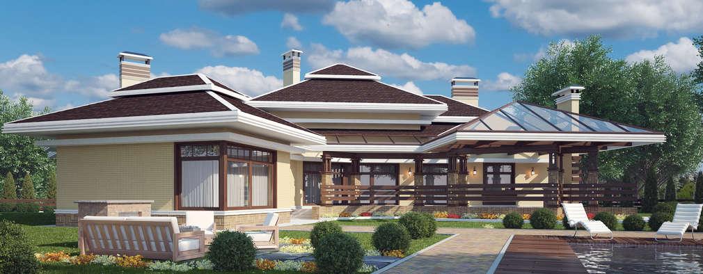 Projekty,   zaprojektowane przez Vesco Construction