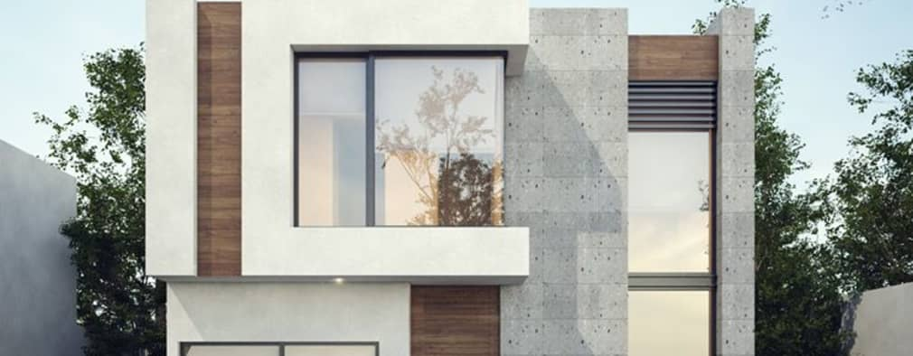 modern Houses by disain arquitectos