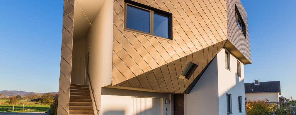 eclectische Huizen door Helwig Haus und Raum Planungs GmbH