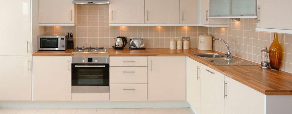 modern Kitchen by FEDGO