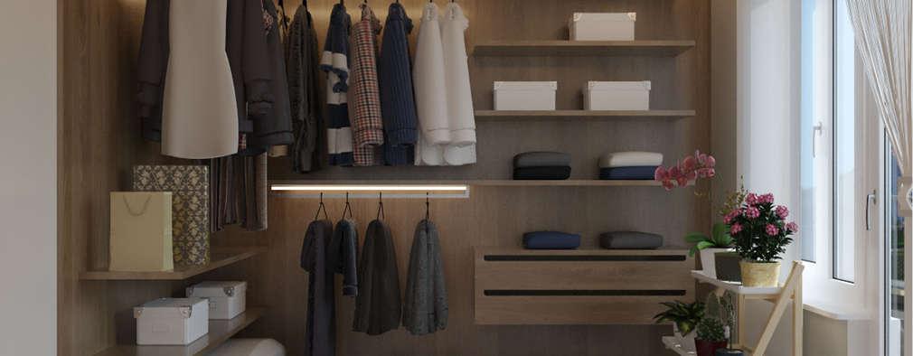 Dormitorios de estilo moderno por 3Deko