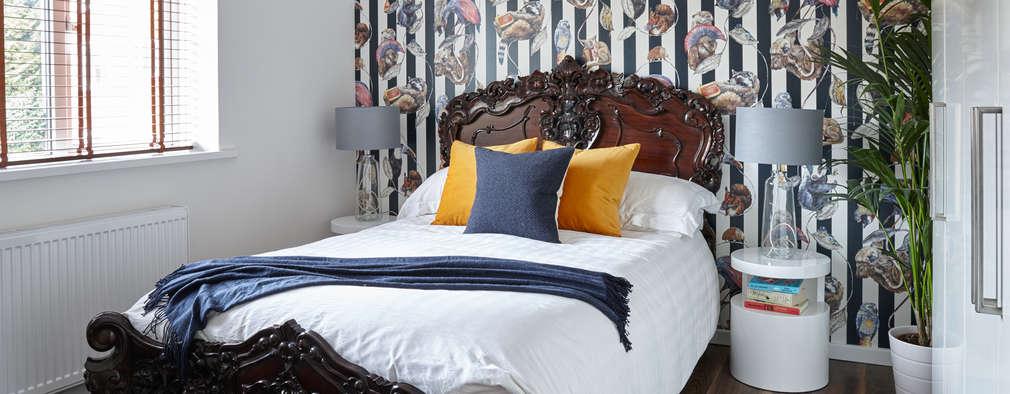 modern Bedroom by Bhavin Taylor Design