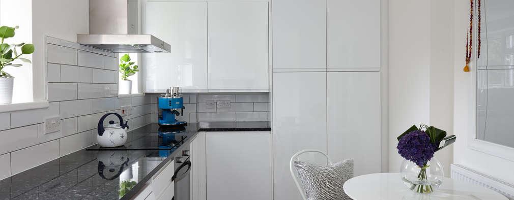 باورچی خانہ by Bhavin Taylor Design