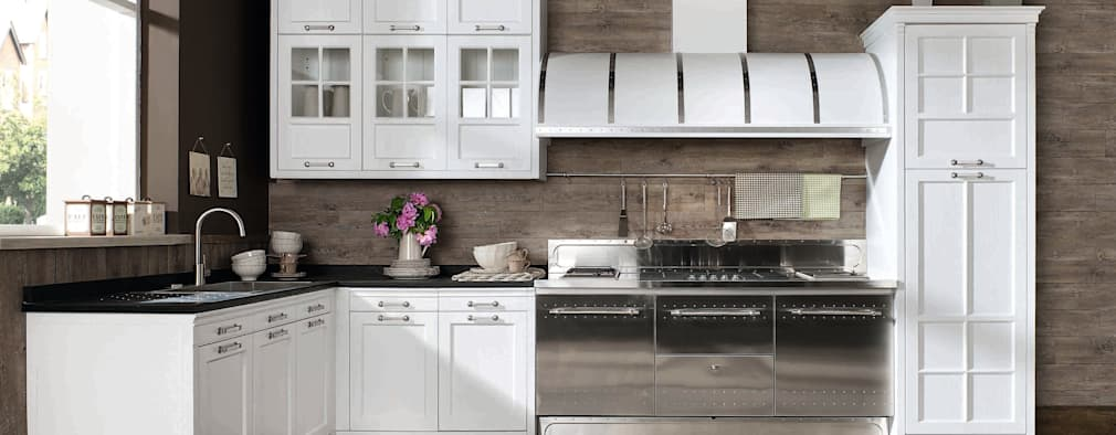 modern Kitchen by MARCHI CUCINE