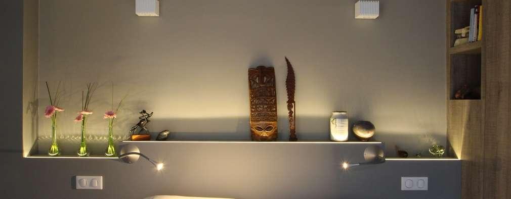klasieke Slaapkamer door SA2L RENOVATIONS PRIVEES