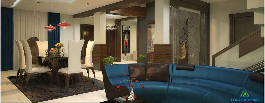 Contemporary Interior Design: Modern Living Room By Premdas Krishna Idea