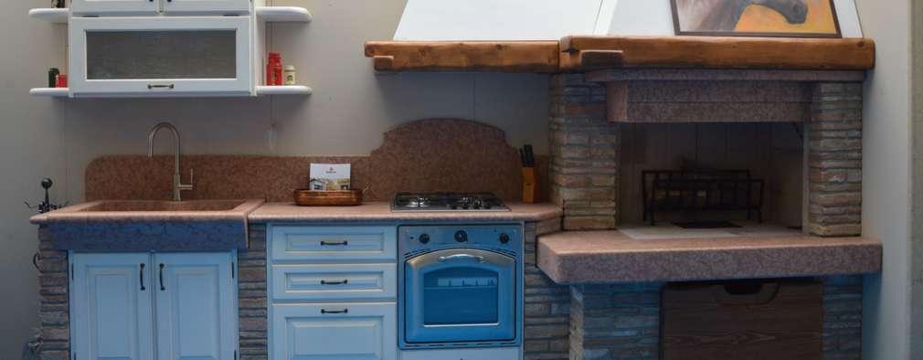 Cocinas de estilo r stico te damos 6 ideas - Cocinas estilo rustico ...