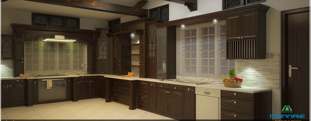 20 beautiful Kitchen layouts to copy
