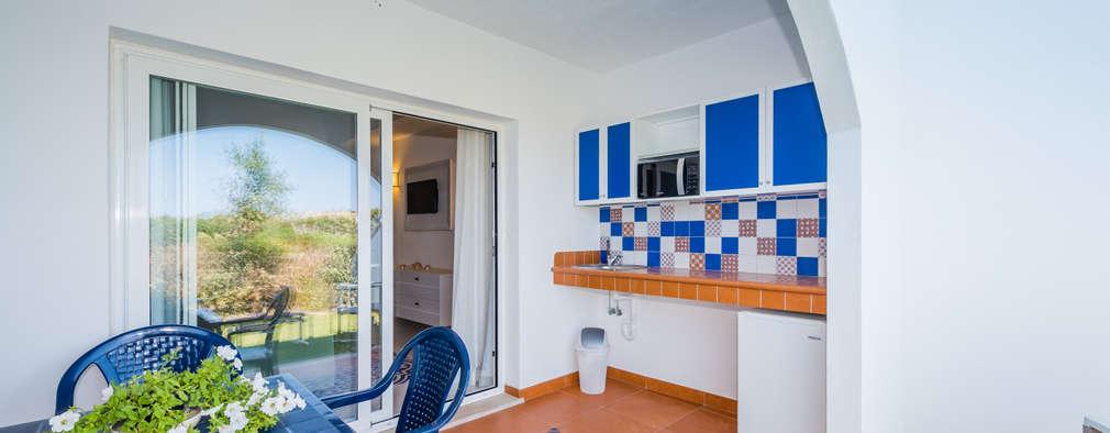 El truco del azul ndigo para casas peque as - Trucos para casas pequenas ...