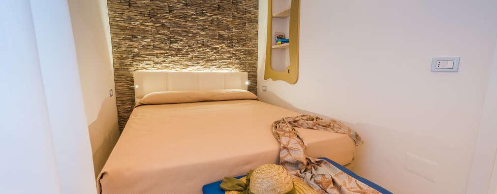 7 trucchi per arredare una stanza piccola e stretta for Arredare una camera da letto piccola