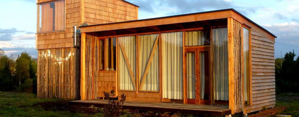Дома в . Автор – PhilippeGameArquitectos