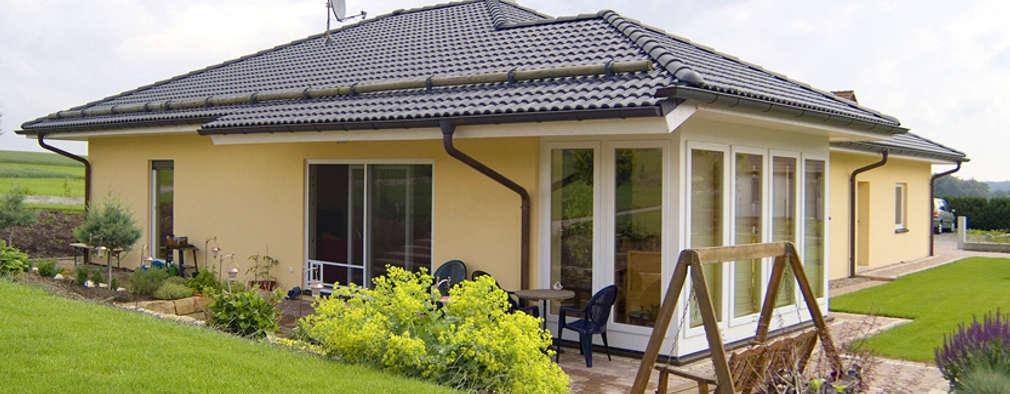 10 casas en planta baja para cuando tengas un solar for Casa de planta baja