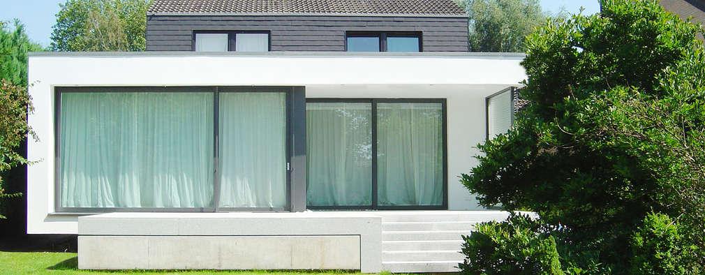 modern Houses by ALL | Architekten Landenberger + Lösekrug