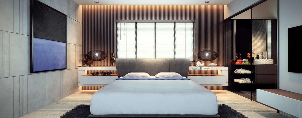 bed & bath:   by Im Designer studio