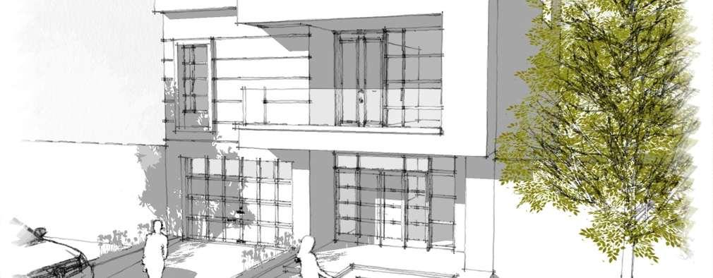 Projekty,   zaprojektowane przez Arquitectura e Ingenieria GM S.A.S