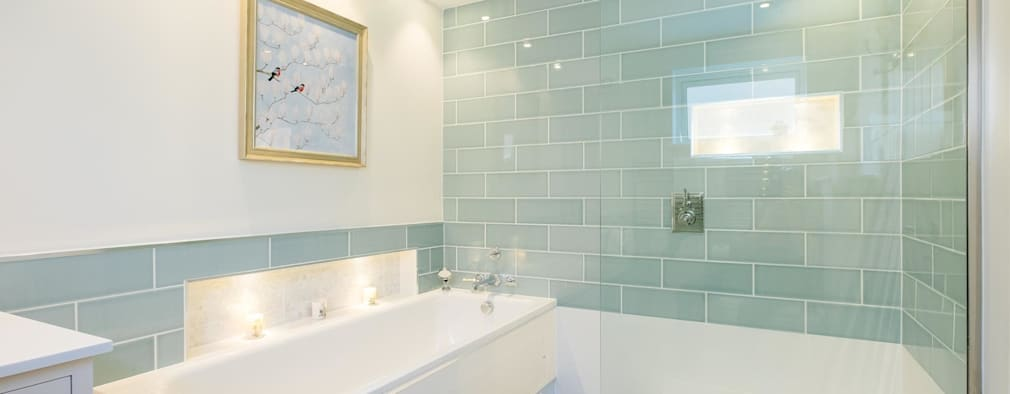 Projekty,  Łazienka zaprojektowane przez Perfect Stays