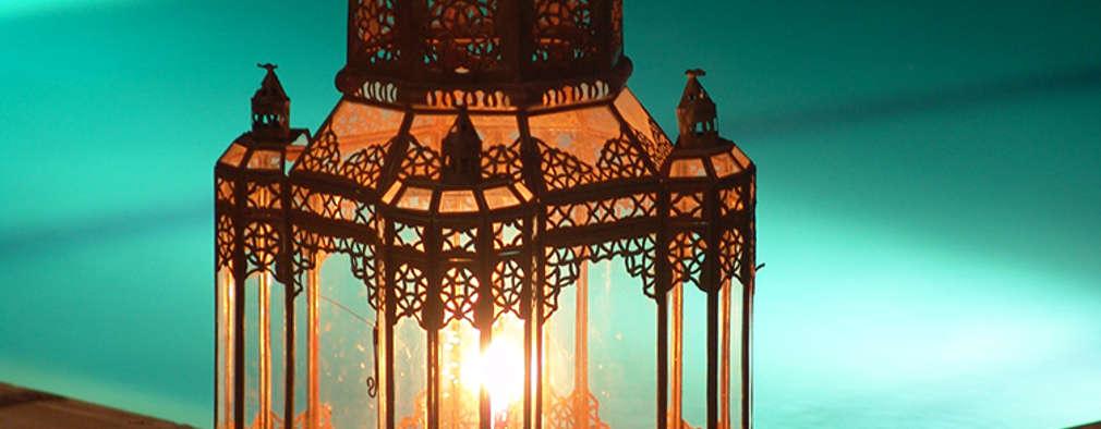 تنفيذ Decoración Andalusí Iluminación