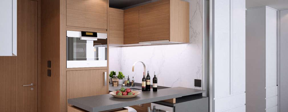 廚房 by Nelson W Design
