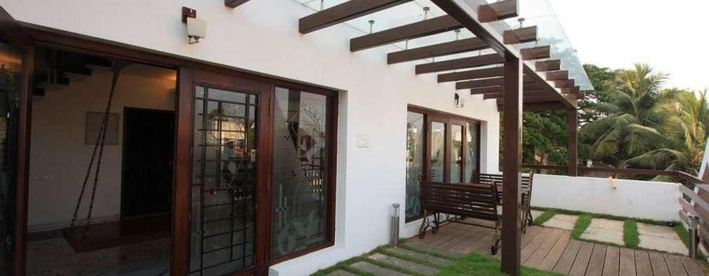 10 cobertizos para la entrada que dejar n tu casa for Cobertizo de madera ideas de disenos