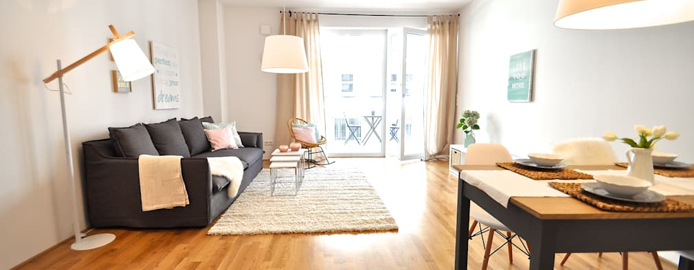 C mo decorar la casa desde cero y empezar una vida nueva for Como decorar tu casa nueva