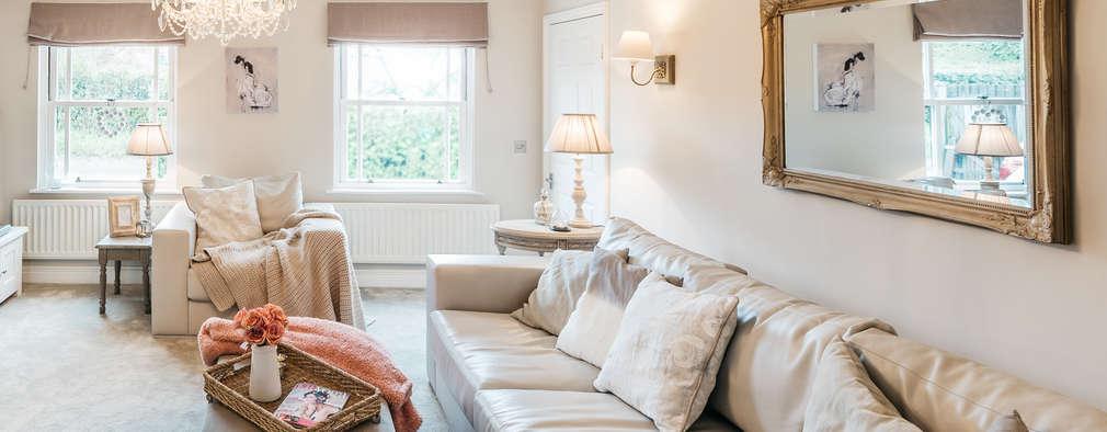 7 ideas para decorar tu sala al estilo shabby chic - Decorar estilo shabby chic ...