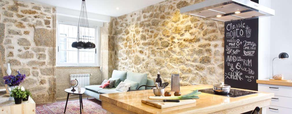 modern Dining room by Egue y Seta