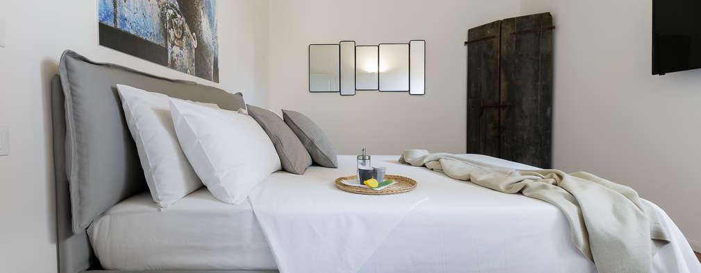 8 modi per decorare casa con gli specchi - Specchi in casa ...
