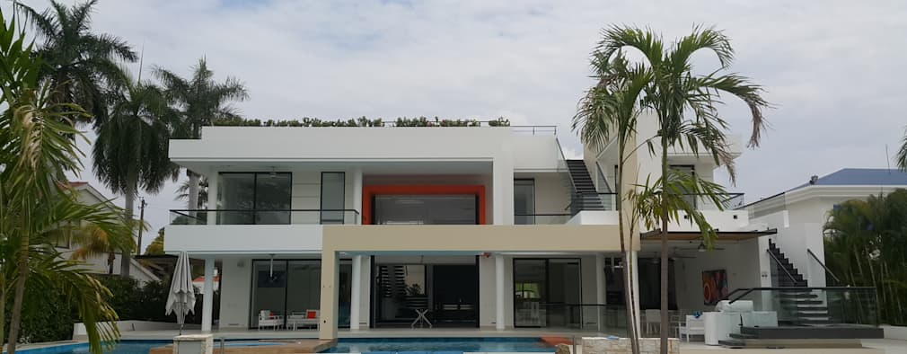 Bonita e ultramoderna casa tem decora o de luxo - Casa ultramoderna ...