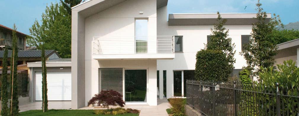 5 casas modernas espectaculares por fuera y por dentro - Colores para pintar una casa por fuera ...
