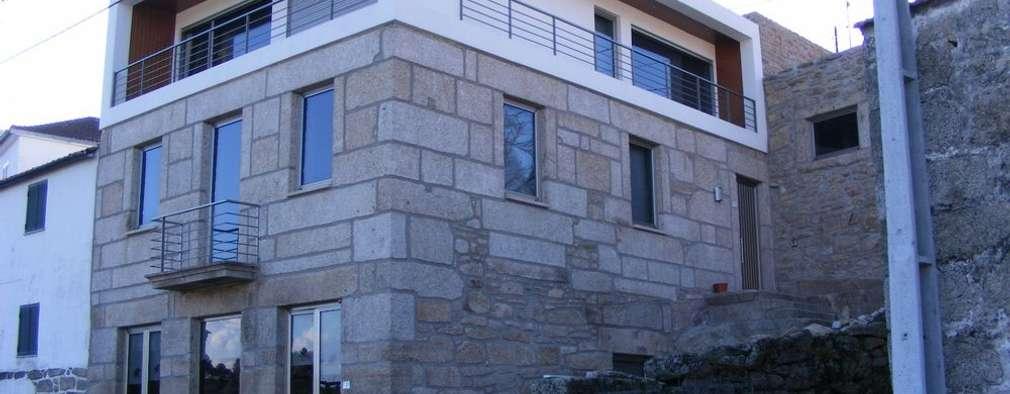 modern Houses by Vasco Rodrigues, arquitecto