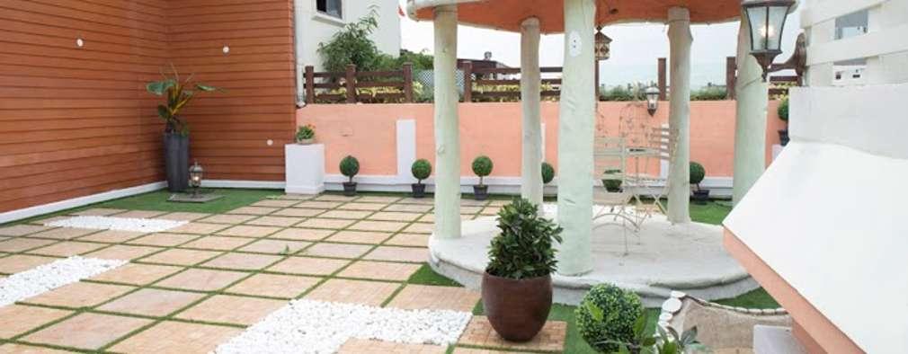 3 BHK Apartment Bengaluru: modern Houses by Cee Bee Design Studio