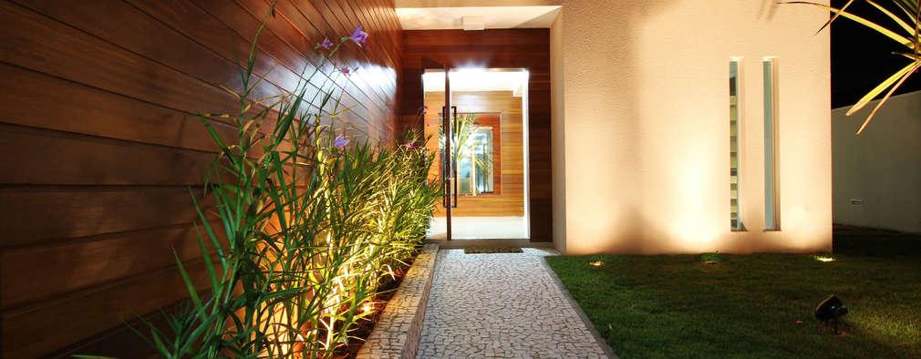 30 ideas geniales para renovar la entrada y pasillo de tu casa - Entradas y pasillos ...