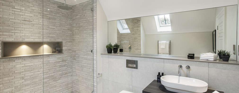 Ванные комнаты в . Автор – Emma Hooton Ltd
