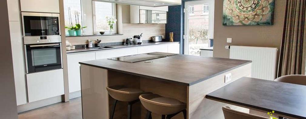 les 7 plus belles cuisines modernes copier. Black Bedroom Furniture Sets. Home Design Ideas