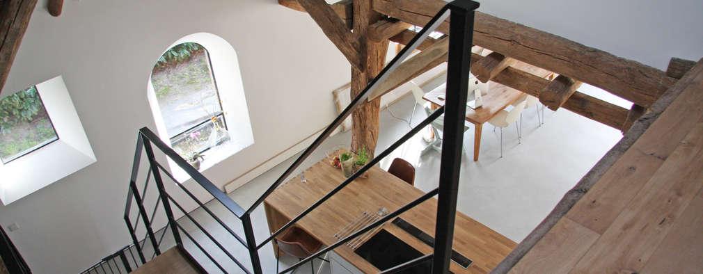 country Kitchen by Arend Groenewegen Architect BNA