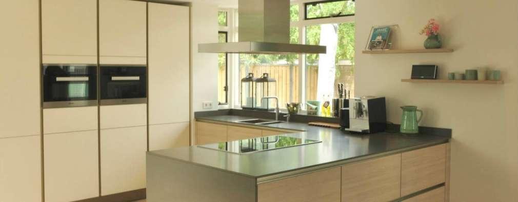 Projekty,  Kuchnia zaprojektowane przez Atelier09