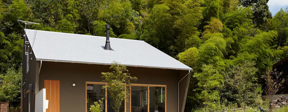 Projekty, nowoczesne Domy zaprojektowane przez toki Architect design office